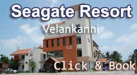 Velankanni Church Room Booking Contact Number